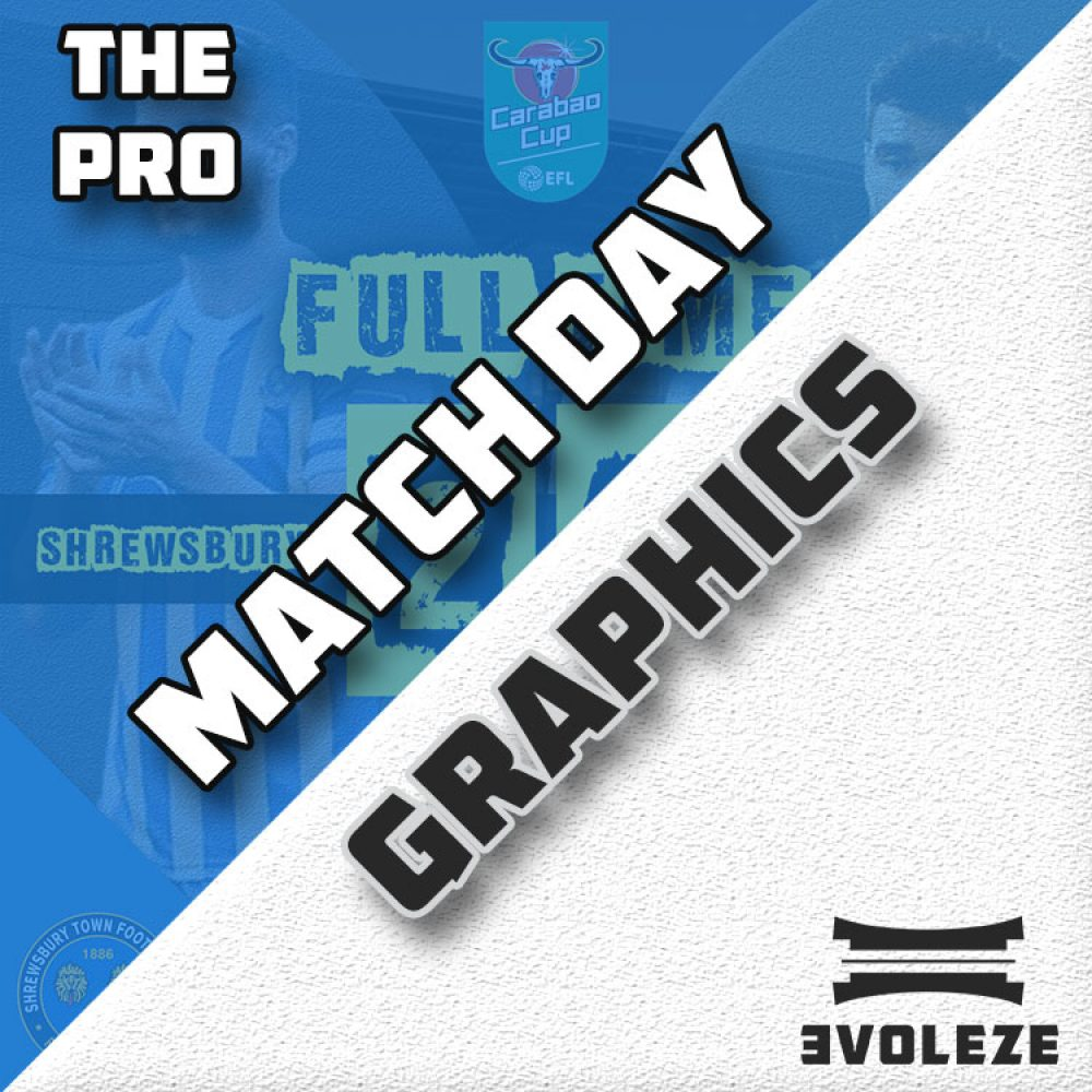 the pro match day graphics