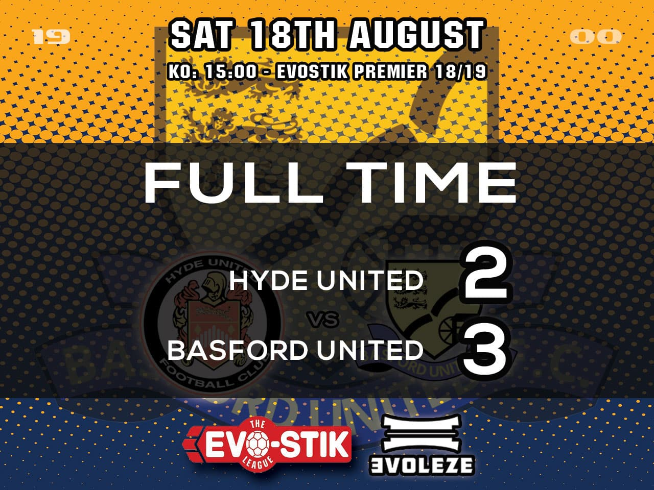 full time Basford United FC
