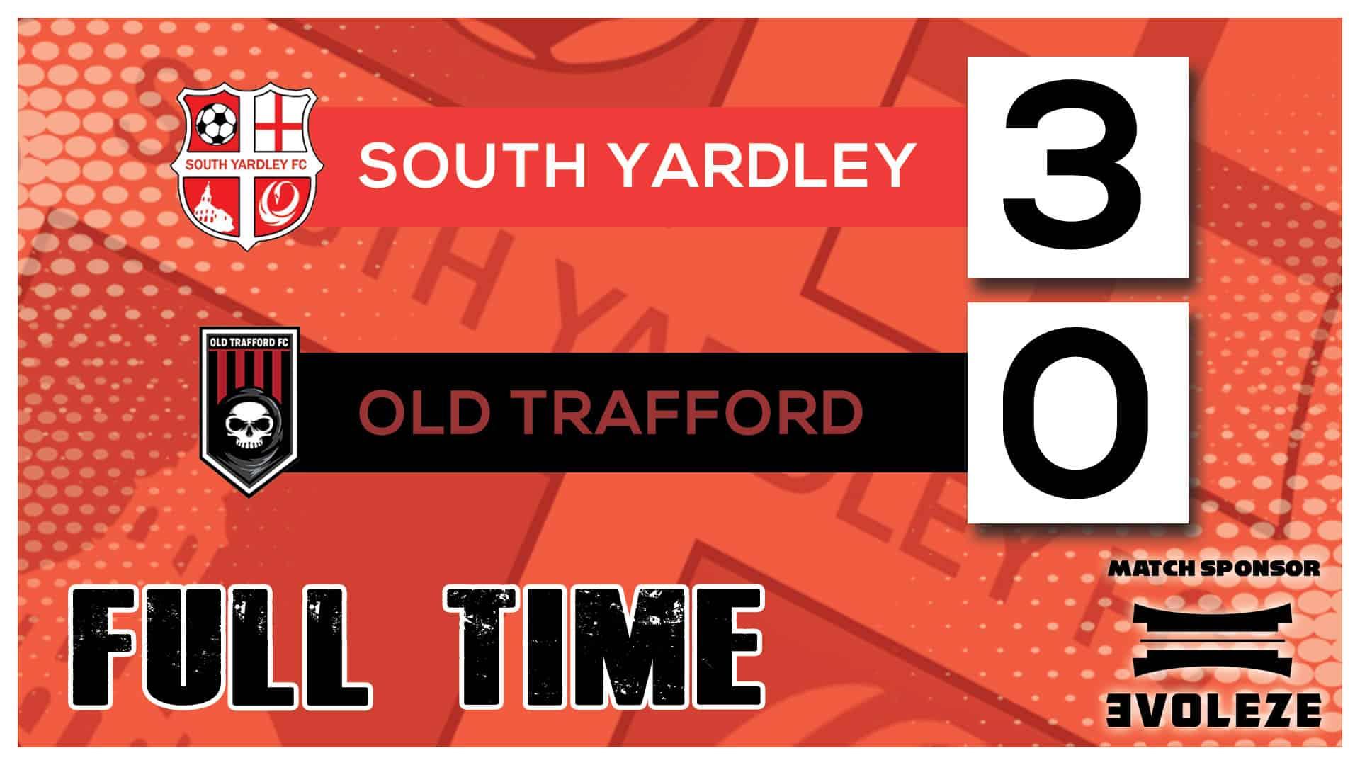 half time South Yardley FC