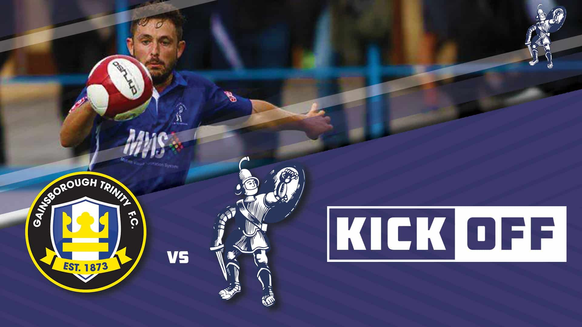kick off Matlock Town FC
