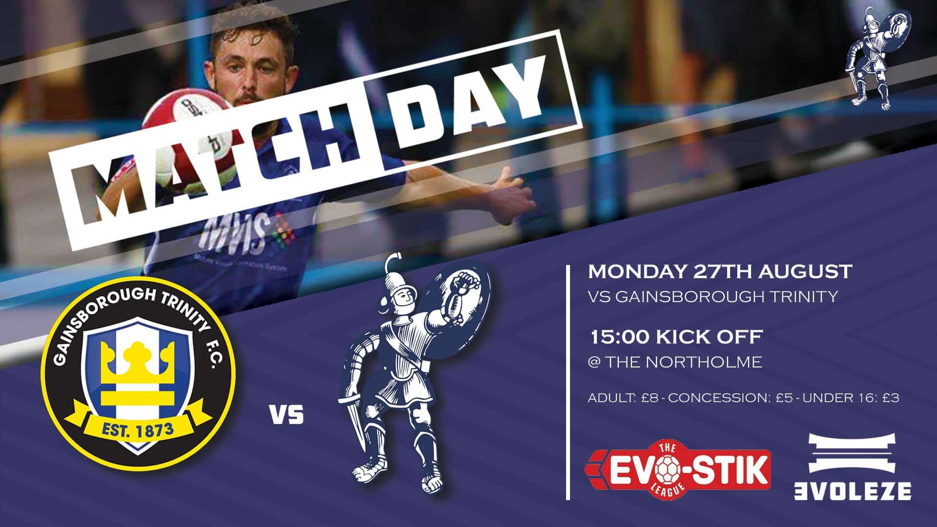 match day Matlock Town FC