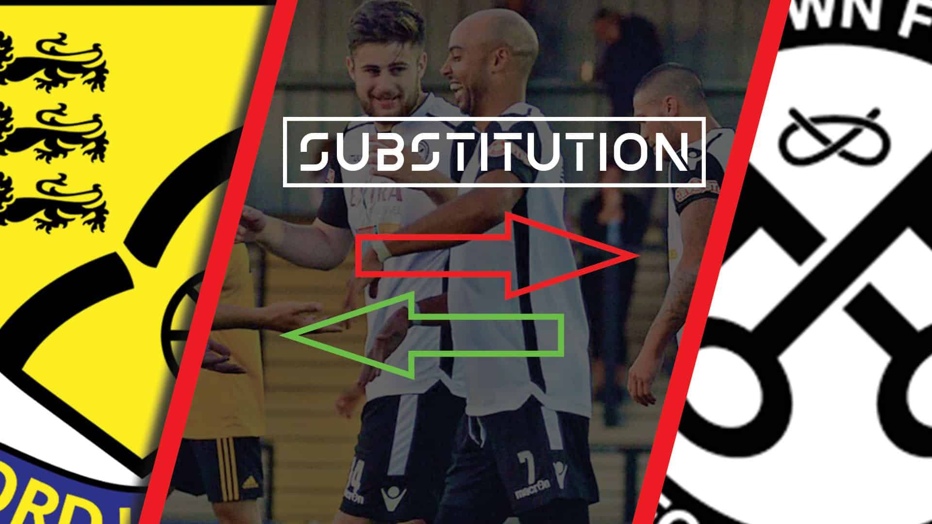 sub Hednesford Town FC