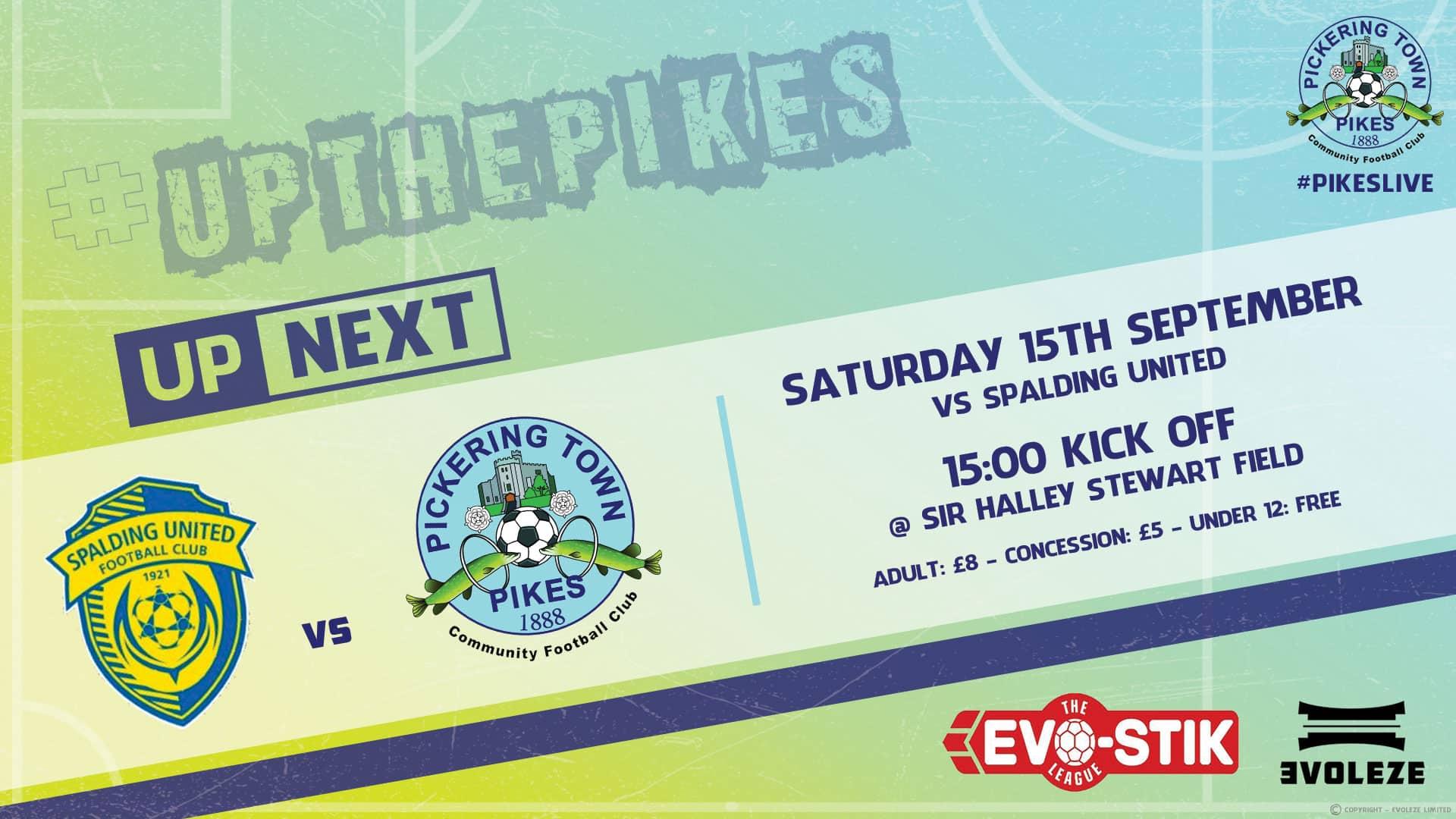 fixture - Pickering Town FC