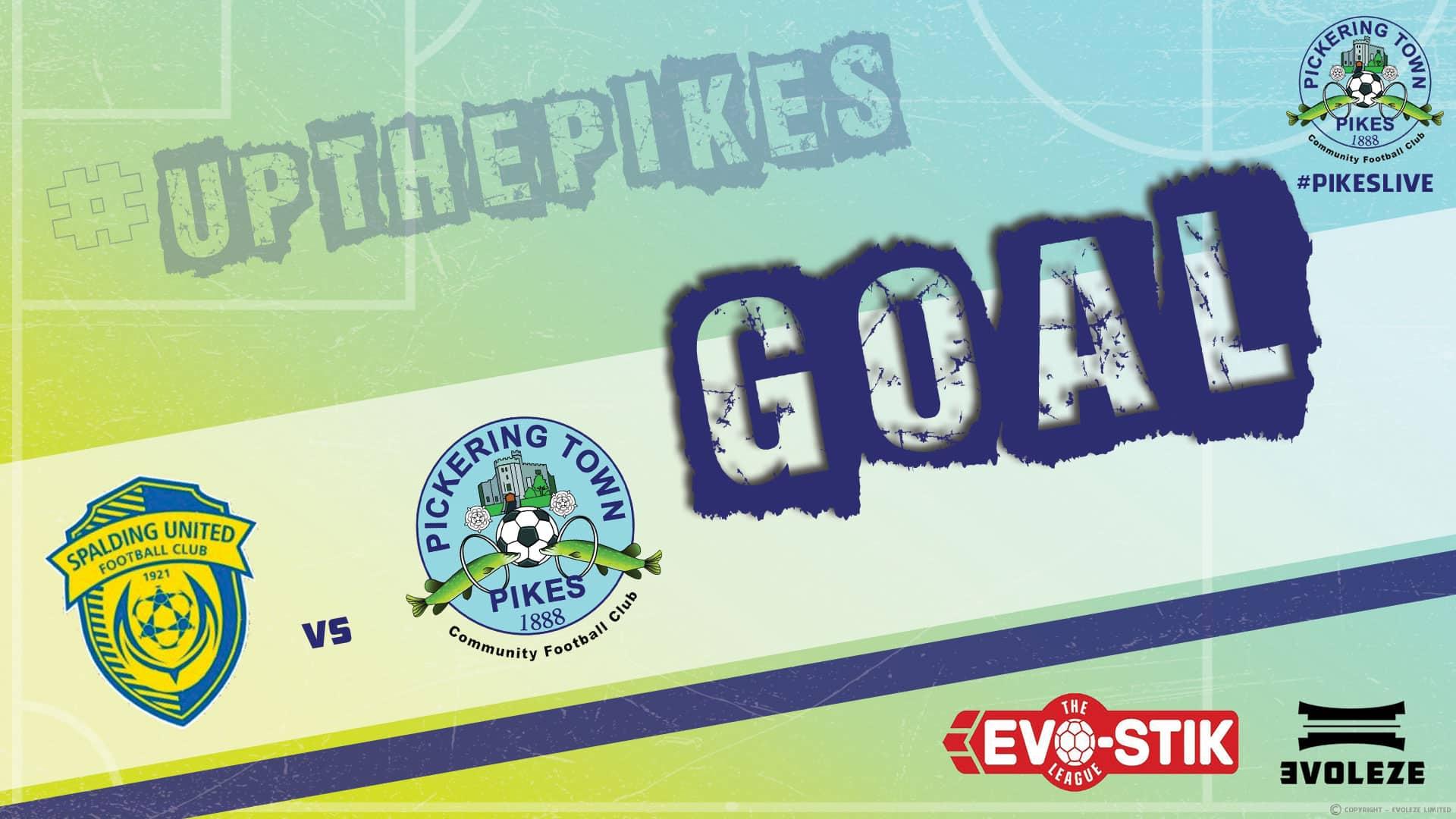 goal – Pickering Town FC