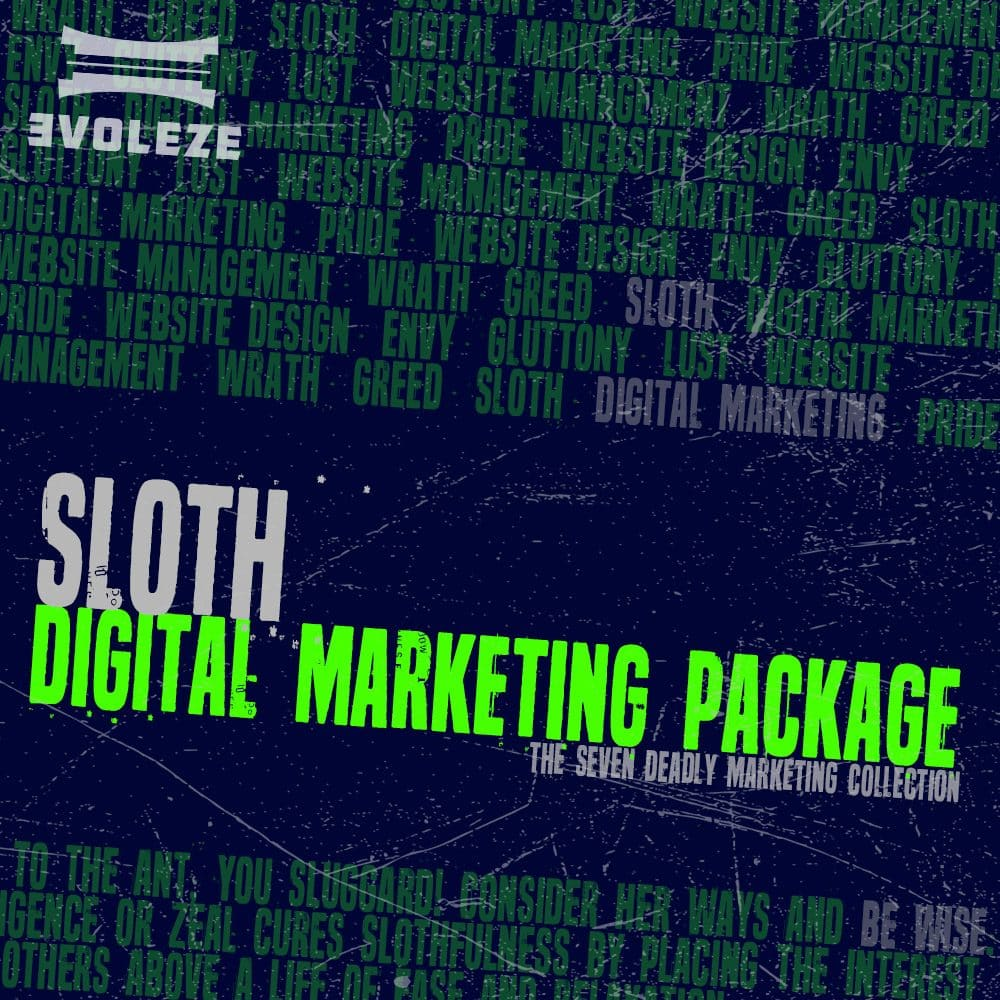 sloth digital marketing package