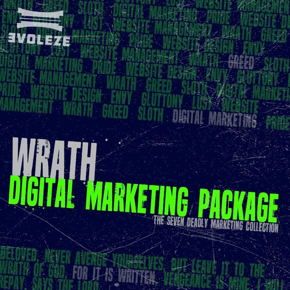 wrath digital marketing package