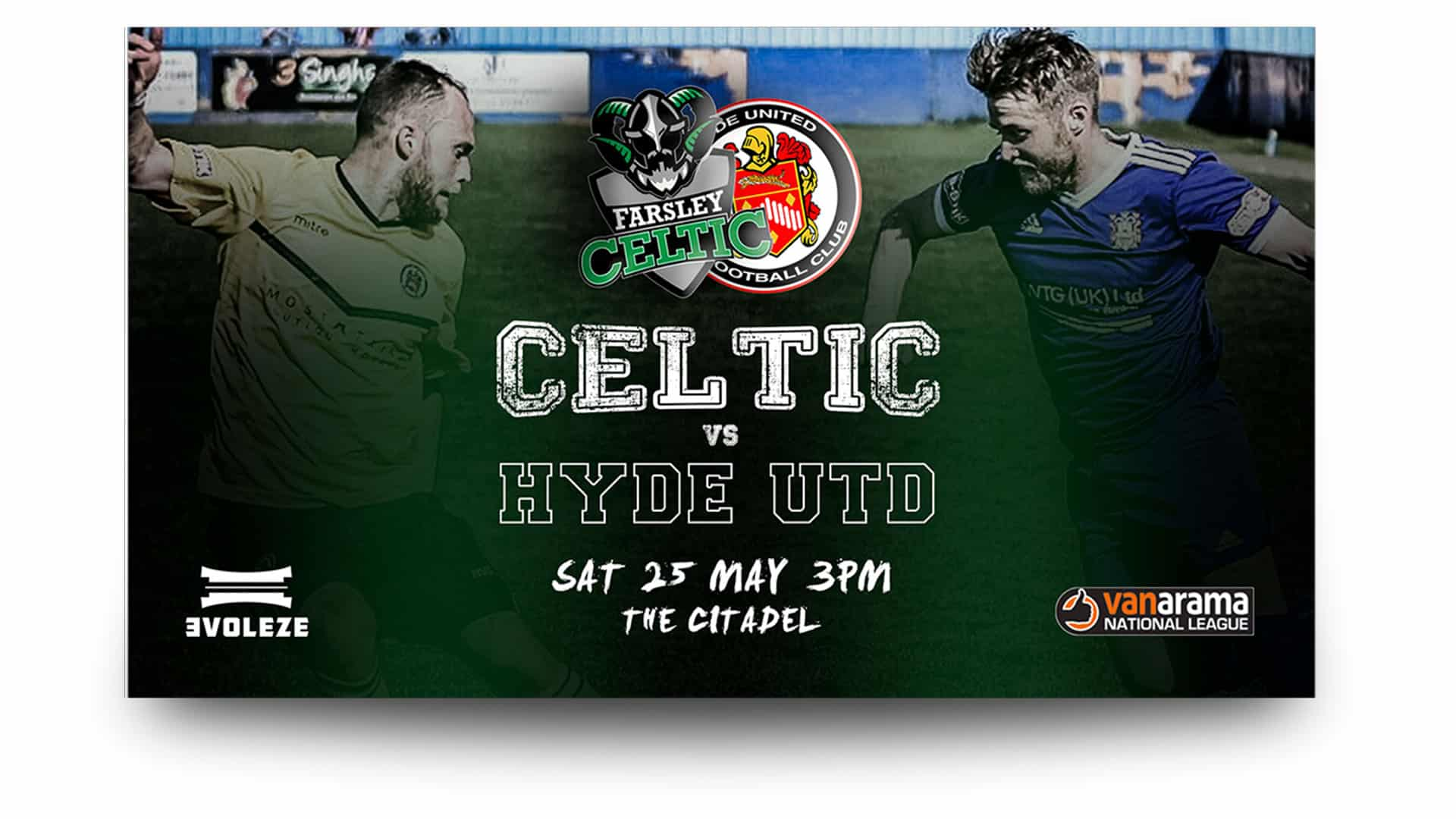 farsely celtic - matchday graphics set