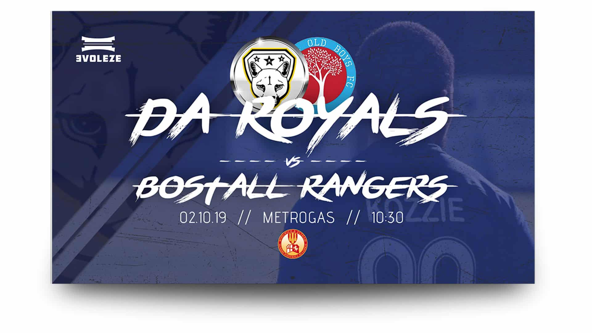 fc royals - matchday graphics set