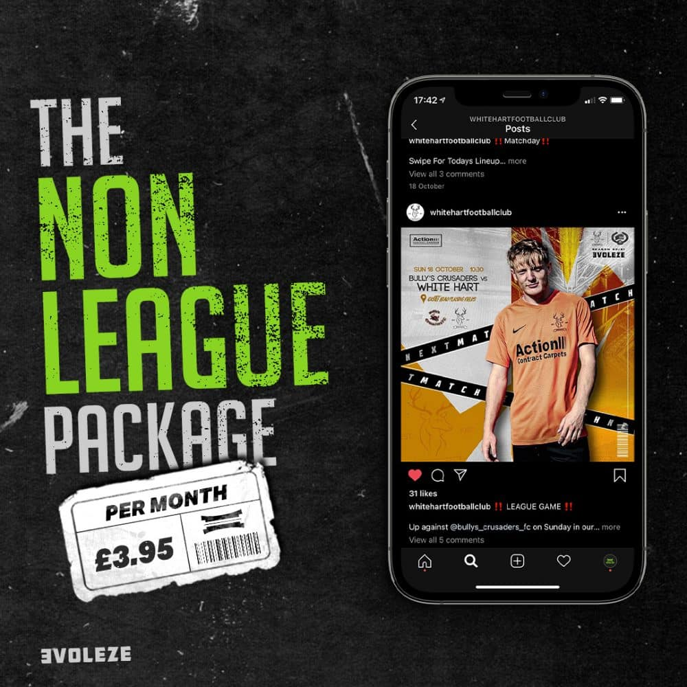 the non league graphics package