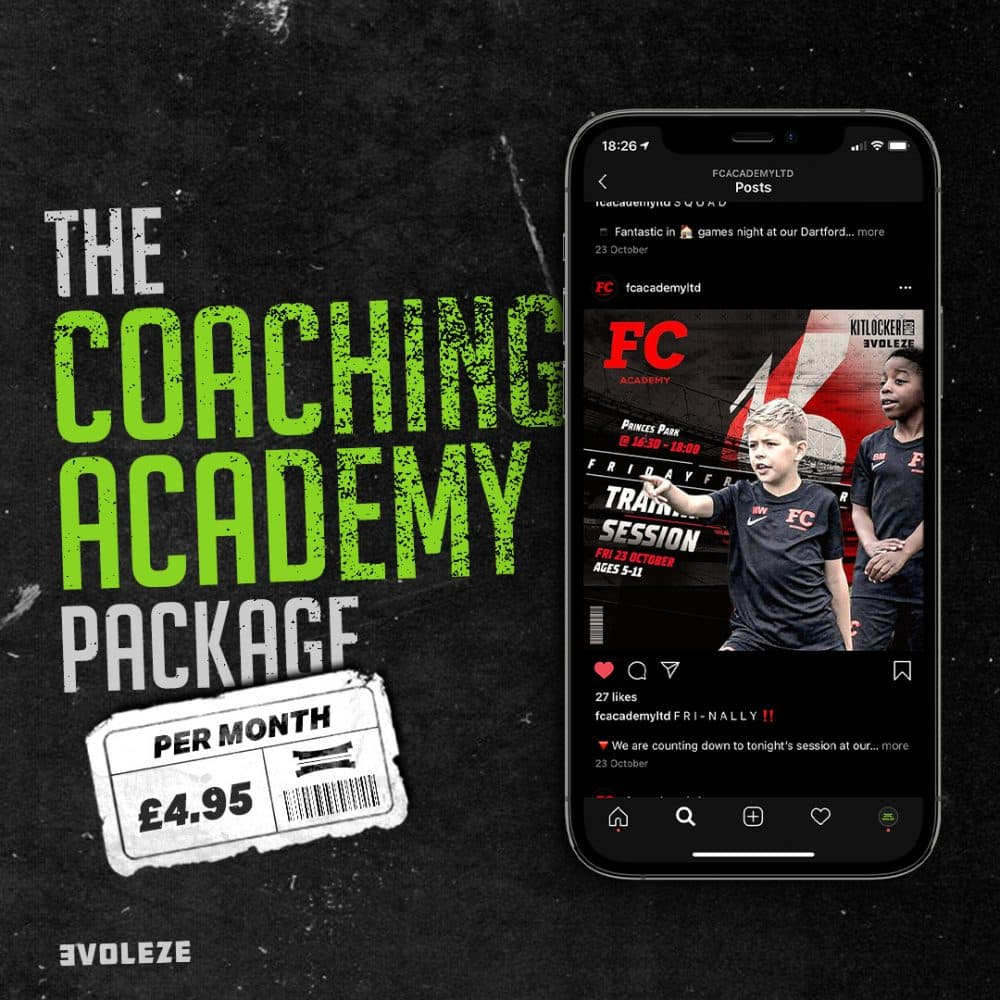 the coaching academy package