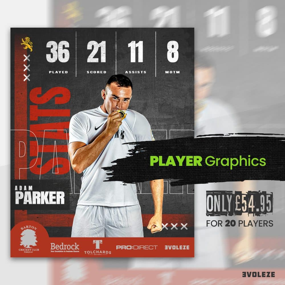 player graphics packages