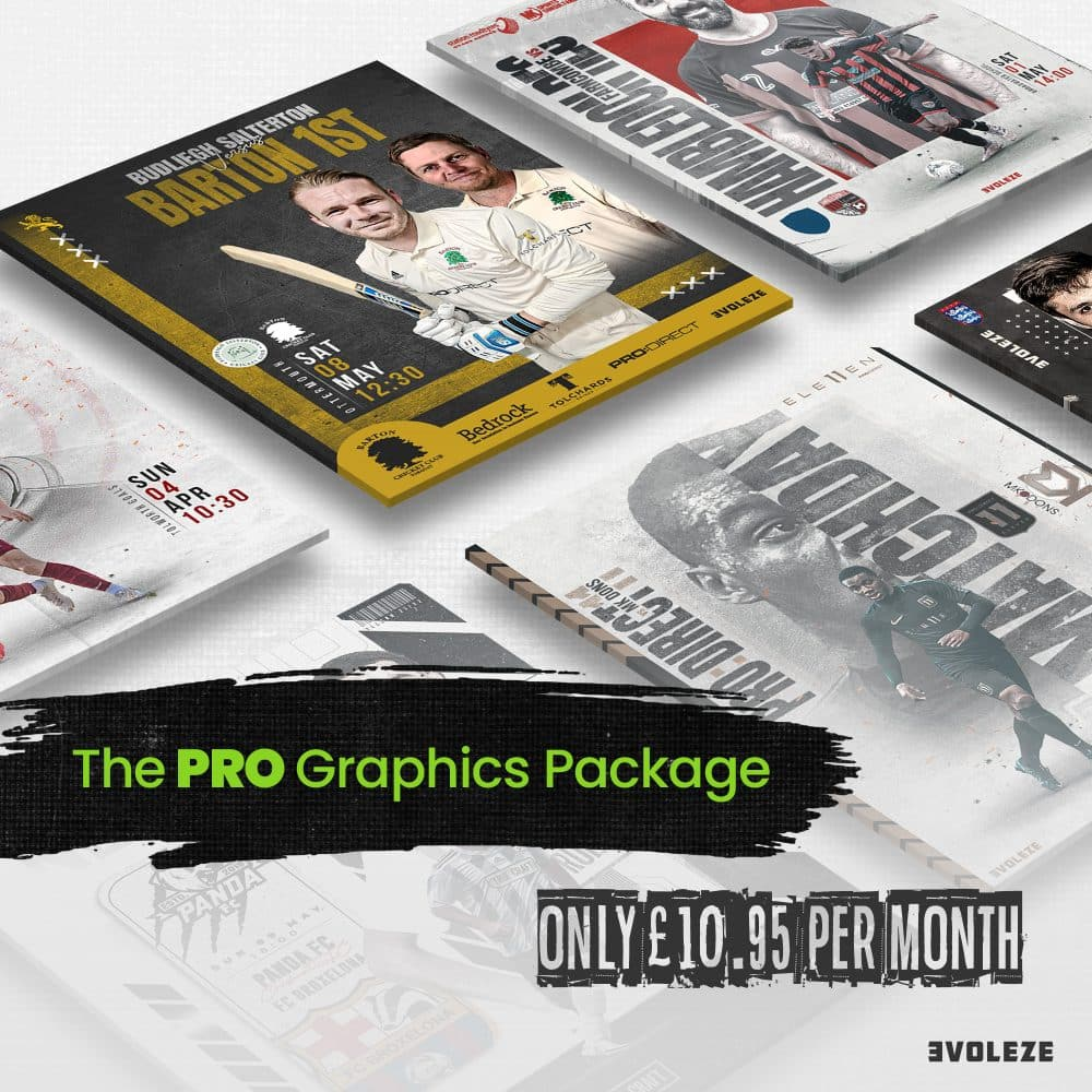 the pro graphics package